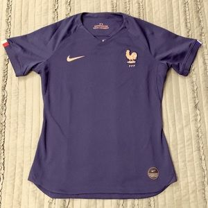 Women's NIKE Soccer Jersey - France 2019 World Cup